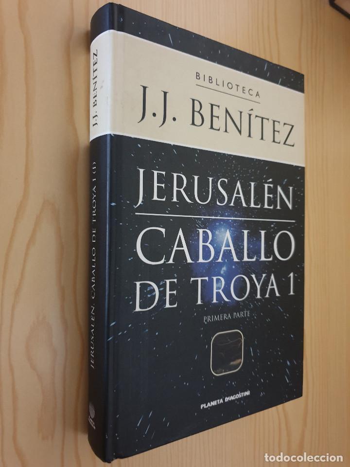 Libros de segunda mano: 6,50€ UNIDAD SUELTA - LOTE 4 LIBROS BIBLIOTECA J.J. BENÍTEZ (JUAN JOSÉ) - VER DISPONIBLES - Foto 6 - 172021978
