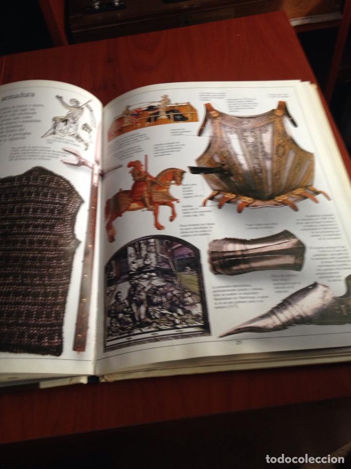 Libros de segunda mano: Libro armas y armaduras - Foto 6 - 172097834