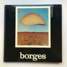 Libros de segunda mano: JORGE LUIS BORGES - SESSA - COSMOGONÍAS - 1972 PRIMERA EDICION FIRMADO SIGNED. Lote 172174013