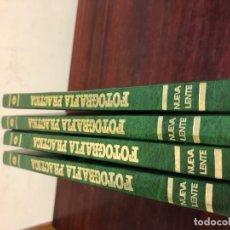 Libros de segunda mano: FOTOGRAFÍA PRÁCTICA 4 TOMOS NUEVA LENTE 1979 COLECCIÓN COMPLETA. Lote 172248265