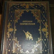 Libros de segunda mano: ESTUDIOS CERVANTINOS( QUIJOTE). Lote 172258119