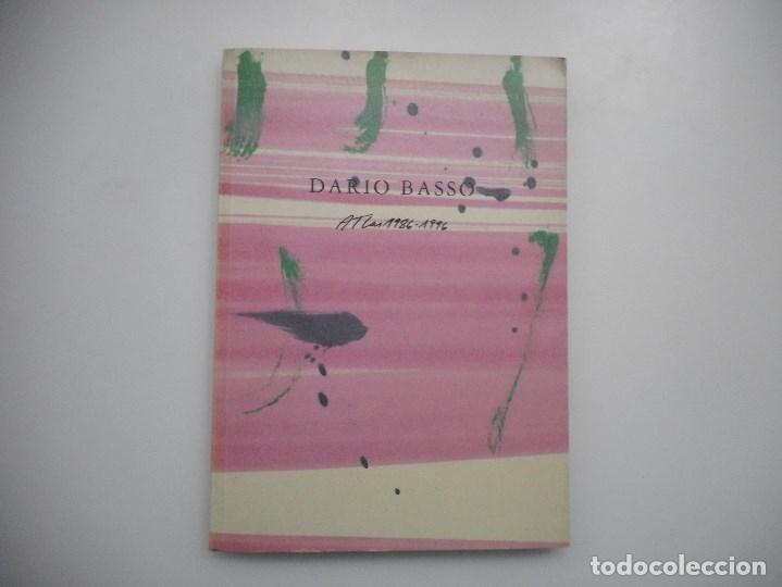 DARIO BASSO ATLAS 1986-1996 Y95321 (Libros de Segunda Mano - Bellas artes, ocio y coleccionismo - Otros)