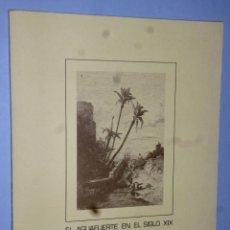 Libros de segunda mano: EL AGUAFUERTE EN EL SIGLO XIX. TÉCNICA, CARÁCTER Y TENDENCIAS DE UN NUEVO ARTE.. Lote 172316799