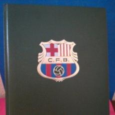Libros de segunda mano: HISTORIA DEL C. F. BARCELONA - EDITORIAL GRAN ENCICLOPEDIA VASCA, 1971. Lote 172334058