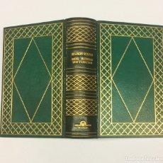 Libros de segunda mano: AÑO 1945 - RAMÓN DE MESONERO ROMANOS ESCENAS MATRITENSES - AGUILAR JOYA ENCUADENACIÓN DE LUJO. Lote 172341273