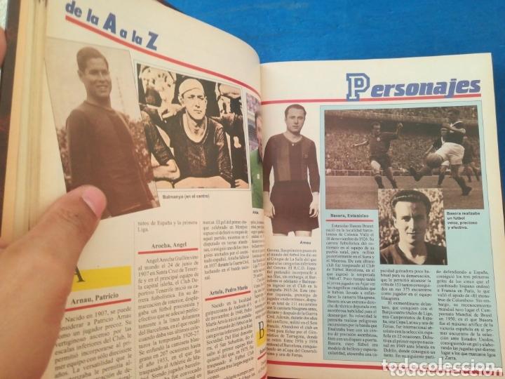 Libros de segunda mano: Historia viva del F. C. Barcelona 1899-1992 COMPLETO - ABC, 1992 - Foto 5 - 172394888