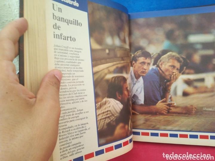 Libros de segunda mano: Historia viva del F. C. Barcelona 1899-1992 COMPLETO - ABC, 1992 - Foto 7 - 172394888