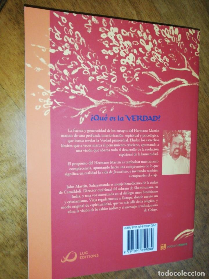 Libros de segunda mano: John Martin sahayananda, ¿ que es la verdad? - Foto 2 - 172430998