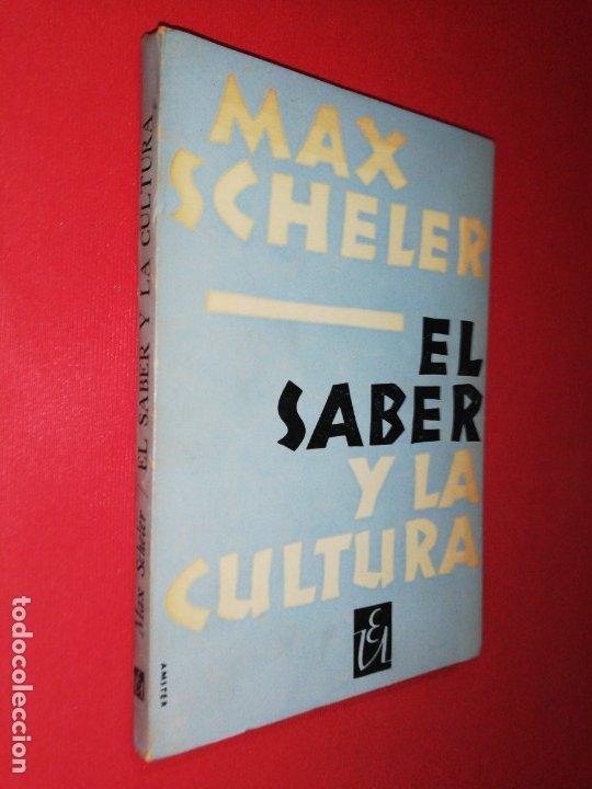 MAX SELLER, EL SABER Y LA CULTURA (Libros de Segunda Mano - Pensamiento - Otros)