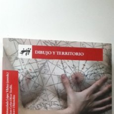 Livros em segunda mão: DIBUJO Y TERRITORIO - LINO CABEZAS GELABERT, INMACULADA LOPEZ VILCHEZ. Lote 172431319