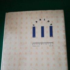 Libros de segunda mano: FRAGMENTOS REVISTA DE ARTE. Lote 172570828