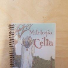 Libros de segunda mano: MITOLOGÍA CELTA. ECUADERNACIÓN ANILLAS.. Lote 172639525