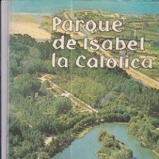 Libros de segunda mano: PARQUE DE ISABEL LA CATÓLICA ( GIJÓN ). Lote 172654524
