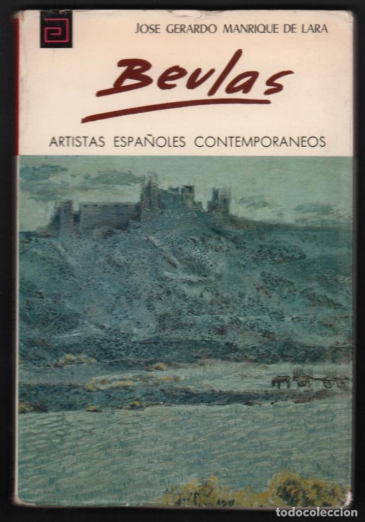 BEULAS ARTISTAS ESPAÑOLES CONTEMPORÁNEOS Nº 119 JOSE GERARDO MANRIQUE DE LARA SANTA COLOMA DE FARNÉS (Libros de Segunda Mano - Bellas artes, ocio y coleccionismo - Otros)