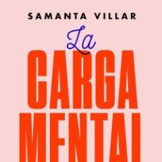 Libros de segunda mano: LA CARGA MENTAL FEMENINA. Lote 172695952