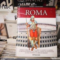 Libros de segunda mano: GRANDES CIVILIZACIONES, ROMA. Lote 172709863