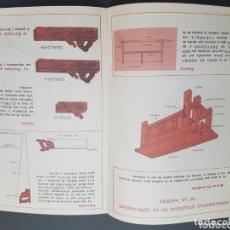 Libros de segunda mano: LIBRO TRABAJO DE LA MADERA. OFICIOS DE LA ESPECIALIDAD. SANTILLANA. Lote 172711809
