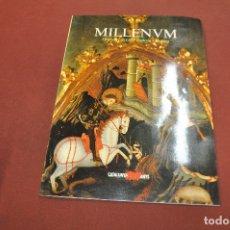Libros de segunda mano: MILLENUM , HISTÒRIA I ART DE L'ESGLÉSIA CATALANA - AR15. Lote 172750964