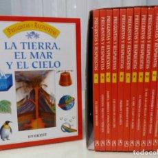 Livros em segunda mão: PREGUNTAS Y RESPUESTAS. EVEREST. 1998.. Lote 172755819