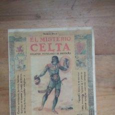 Libros de segunda mano: EL MISTERIO CELTA. RELATOS POPULARES DE BRETAÑA. BIBLIOTECA DE CUENTOS MARAVILLOSOS. Lote 172778548
