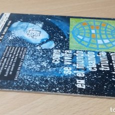 Libros de segunda mano: MONOGRAFIA SOBRE LA VIDA NATURISTA FUTURA - JOSE CASTRO/ TEXTO 38. Lote 172788883