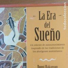 Libros de segunda mano: LA ERA DEL SUEÑO. DONNI HAKANSON. INTEGRAL. EN CAJA 45 CARTAS. 2000. Lote 289512103