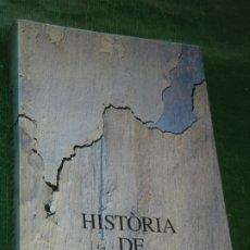 Libros de segunda mano: HISTORIA DE TERRASSA - DE JOSEP M. BENAUL, FERRAN BERENGUER ET AL. COL. PAPERS DE LA CIUTAT 1 - 1987. Lote 172833922