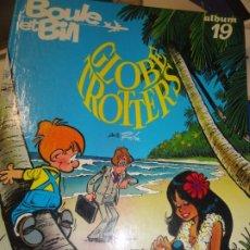 Libros de segunda mano: BOULE ET BIM - GLOBE TROTTERS. Lote 172851373