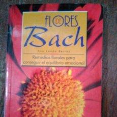 Libros de segunda mano: FLORES DE BACH. Lote 172891348