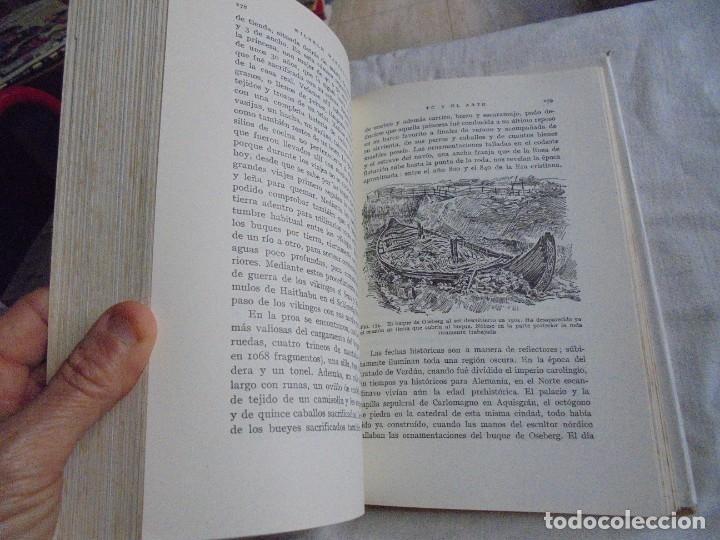 Libros de segunda mano: TU Y EL ARTE INTRODUCCION A LA CONTEMPLACION ARTISTICA Y A LA HISTORIA DEL ARTE.W.WAETZOLDT.LABOR 19 - Foto 7 - 172893194