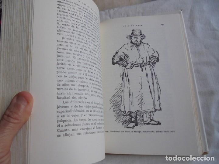 Libros de segunda mano: TU Y EL ARTE INTRODUCCION A LA CONTEMPLACION ARTISTICA Y A LA HISTORIA DEL ARTE.W.WAETZOLDT.LABOR 19 - Foto 8 - 172893194