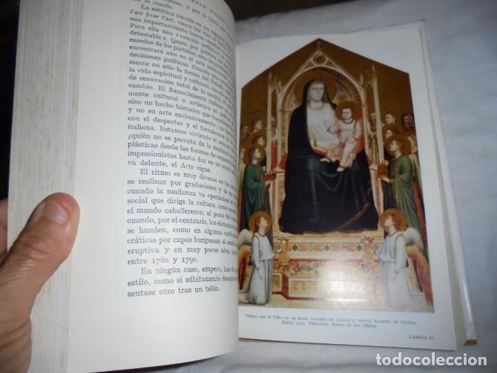 Libros de segunda mano: TU Y EL ARTE INTRODUCCION A LA CONTEMPLACION ARTISTICA Y A LA HISTORIA DEL ARTE.W.WAETZOLDT.LABOR 19 - Foto 9 - 172893194
