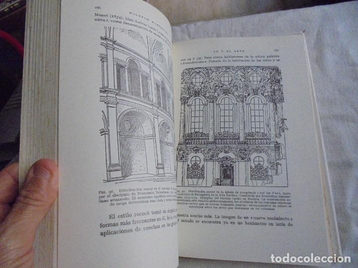 Libros de segunda mano: TU Y EL ARTE INTRODUCCION A LA CONTEMPLACION ARTISTICA Y A LA HISTORIA DEL ARTE.W.WAETZOLDT.LABOR 19 - Foto 10 - 172893194