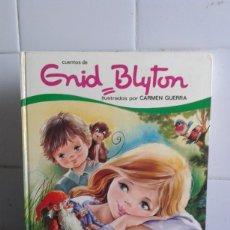 Libros de segunda mano: CUENTOS DE ENID BLYTON TOMO 3 EDICIONES TORAY S.A.. Lote 172912433