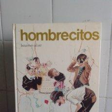 Libros de segunda mano: HOMBRECITOS, LUISA MAY ALCOTT, SELECCIONES AURIGA. Lote 172912479