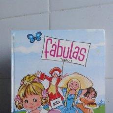 Libros de segunda mano: FABULAS TOMO 1, MARÍA PASCUAL, EDICIONES TORAY S.A. . Lote 172912669