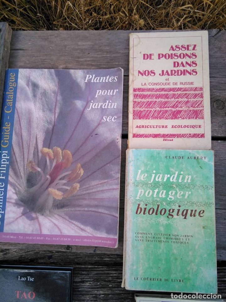 JARDINS, 3 LIBROS SOBRE JARDINES (EN FRANCÉS) (Libros de Segunda Mano - Ciencias, Manuales y Oficios - Otros)