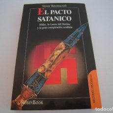 Libros de segunda mano: EL PACTO SATANICO. Lote 172955985