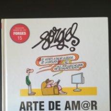 Libros de segunda mano: FORGES - ARTE DE AMAR. Lote 172998530