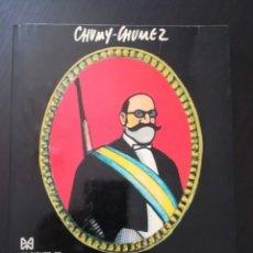 Libros de segunda mano: CHUMY CHUMEZ - TODOS SOMOS DE DERECHAS. Lote 173000559