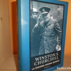 Libros de segunda mano: WINSTON S.CHURCHILL / LA SEGUNDA GUERRA MUNDIAL / VOL.II. Lote 173001709