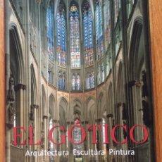 Libros de segunda mano: GOTICO, ARQUITECTURA, ESCULTURA, PINTURA. Lote 173024537