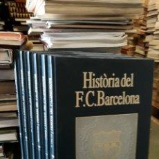 Libros de segunda mano: HISTÓRIA DEL F.C. BARCELONA. Lote 173050099
