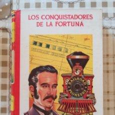 Libros de segunda mano: LOS CONQUISTADORES DE LA FORTUNA - JUAN LOSADA - COLECCIÓN GALATEA Nº 6 - NO CONSTA AÑO. Lote 173113670