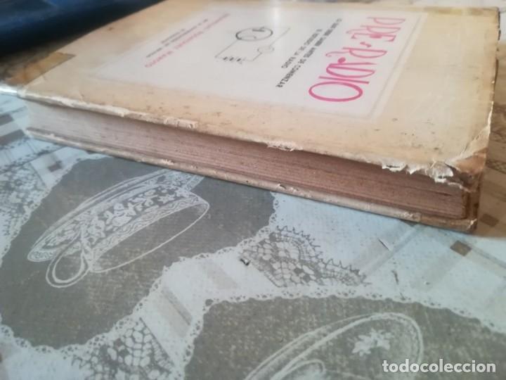 Libros de segunda mano: Pre-Radio. Lo que debe saber antes de comenzar el estudio de la radio - Estanislao R. Maroto - 1944 - Foto 7 - 173127017