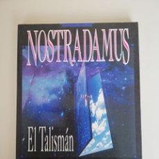 Libros de segunda mano: EL TALISMÁN DE LOS SUEÑOS Y LAS VISIONES NOCTURNAS - NOSTRADAMUS. Lote 173168397