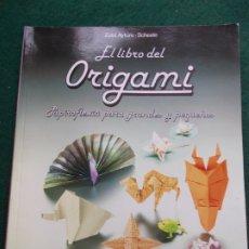 Libros de segunda mano: ORIGAMI EVEREST. Lote 173190637