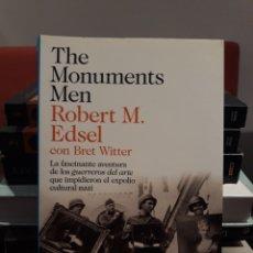 Libros de segunda mano: THE MONUMENTS MEN. Lote 173204560