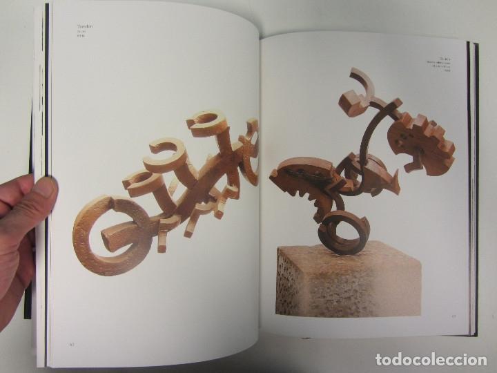 Libros de segunda mano: Jesús Lizaso. Escultura. Año 2007. Profusamente ilustrado. Tapa dura. 200 páginas. - Foto 7 - 173235153