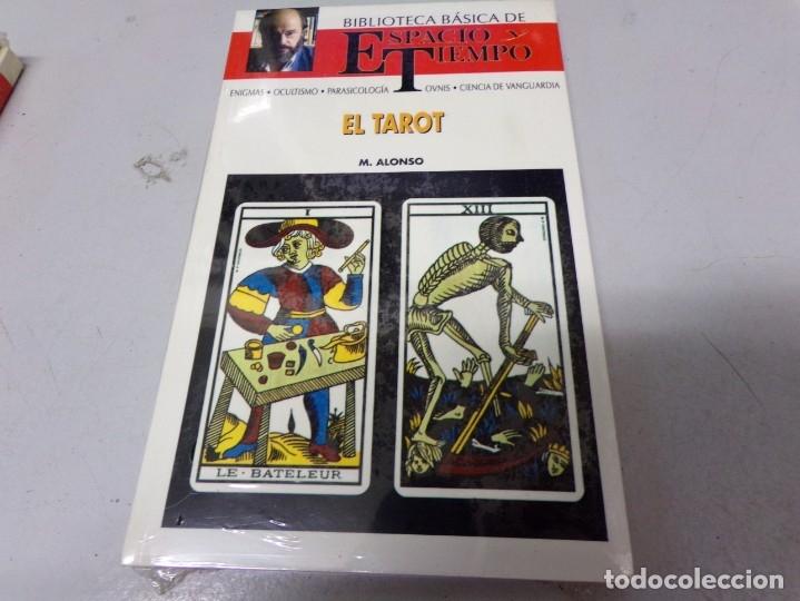 NUEVO PRECINTADO ESPACIO Y TIEMPO EL TAROT (Libros de Segunda Mano - Parapsicología y Esoterismo - Otros)